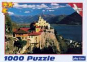 Switzerland: Assorted Jigsaw Puzzles by Various