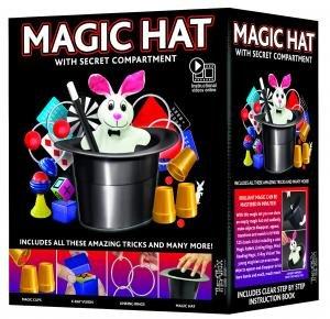 Theatrix Ezama Magic Hat 125 Tricks by Various