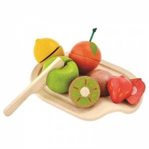 PlanToys: Assorted Fruit Set by Various