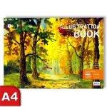 A4 Illustration Book  Autumn