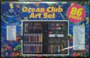 Ocean Club Art Set by Various