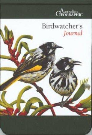 Birdwatchers Journal by Geographic Australian