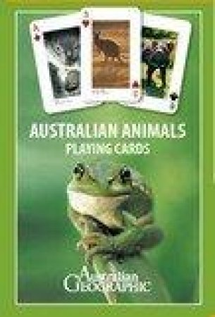 Australian Geographic Playing Cards