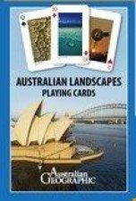 Australian Geographic Playing Cards by Geographic Australian