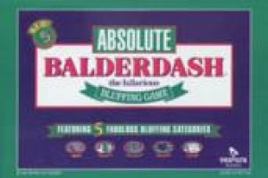Absolute Balderdash: The Hilarious Bluffing Game by Various