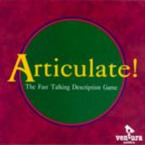 Articulate: The Fast Talking Description Game by Various