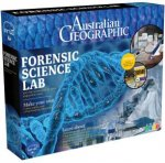 Australian Geographic Forensic Science Lab