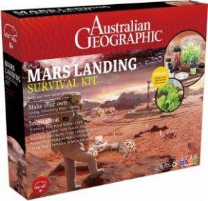 Australian Geographic: Mars Landing Survival Kit by Various