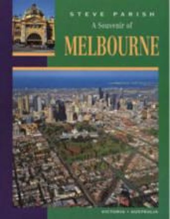 A Souvenir Of Melbourne by Steve Parish