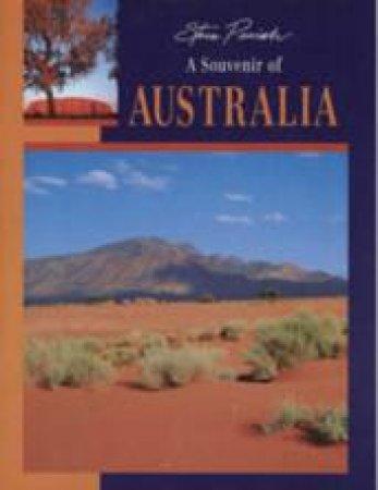 A Souvenir Of Australia by Steve Parish