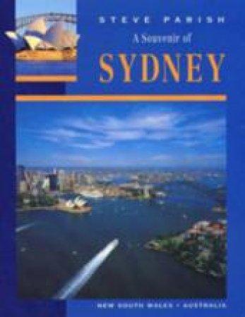 A Souvenir Of Sydney by Steve Parish