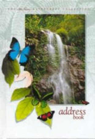Australian Rainforest Address Book by Steve Parish