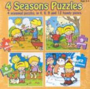 4 Seasons Puzzles - Jigsaw by Various