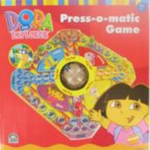 Dora The Explorer Press-O-Matic Game by Various