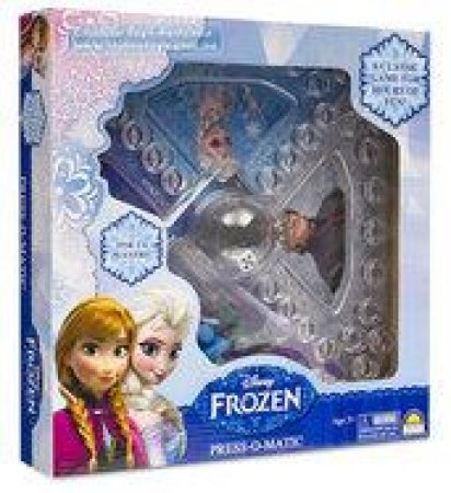 Disney Frozen Press-O-Matic Game