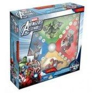 Marvel Avengers: Press-O-Matic