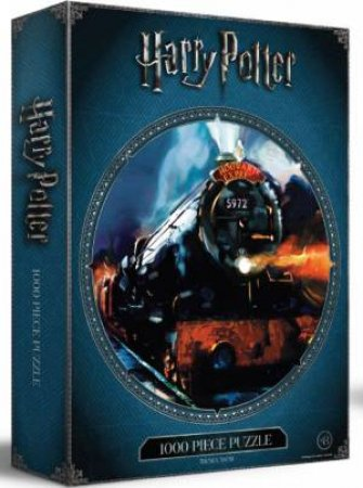 harry potter  piece puzzle hogwarts express