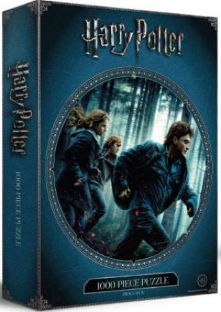 Harry Potter 1000 Piece Puzzle: Deathly Hallows Part 1 by Various