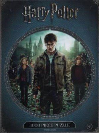 Harry Potter 1000 Piece Puzzle: Deathly Hallows Part 2