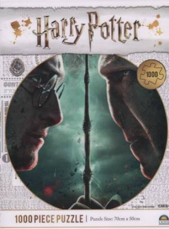 Harry Potter 1000 Piece Puzzle: The Deathly Hallows Part 2
