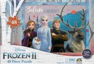 48 Piece Puzzle: Frozen 2