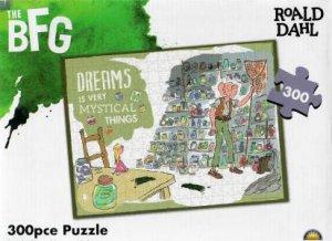 Roald Dahl 300 Piece Puzzle: BFG
