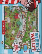Wheres Wally Camp Site 300pc Puzzle