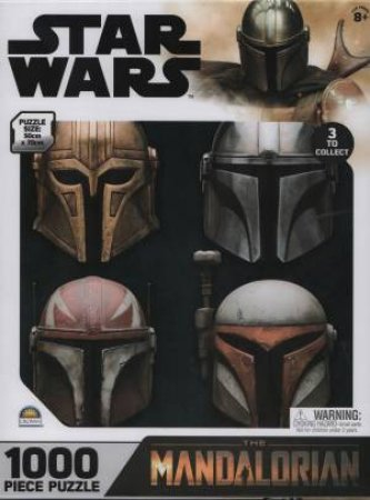 1000 Piece Puzzle Star Wars The Mandalorian 3 by Various
