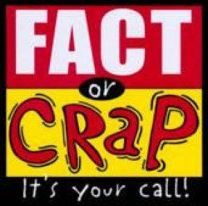 Fact Or Crap - Trivia Game by Various