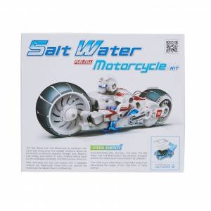 Johnco - Salt Water Motorcycle by Johnco