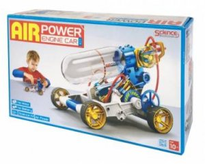 Johnco: Air Power Engine Car by Various