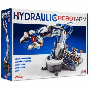 Johnco: Hydraulic Robot Arm by Various
