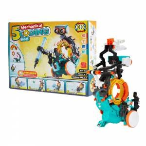 Johnco: 5 in 1 Mechanical Coding Robot by Various
