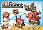 Johnco 4 in 1 Educational Motorised Robot Kit