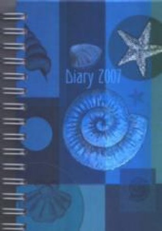 A5 Social Spiral Diary 2007 - Day to View - Assorted Designs by Day to Page