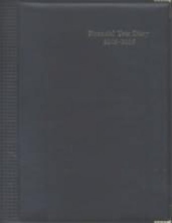 Quarto Financial Year Diary 2005-2006 by Day To Page