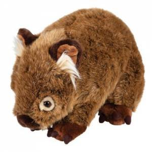 Plush Wombat Russell 30cm by Various