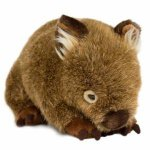 Plush Large Wombat Wayne 58cm