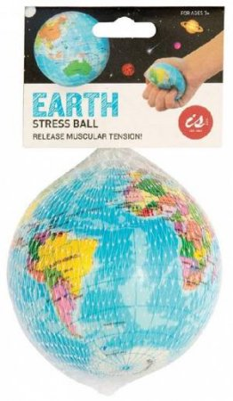 Earth Stress Ball by Various