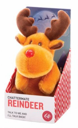 IS GIFT Chattermate: Reindeer by IS Gift