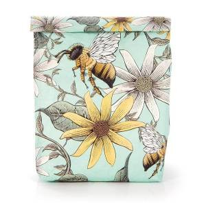 IS GIFT Paper Lunch Bag : Bees by Various