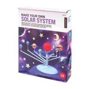 IS Make Your Own Solar System Kit by Various