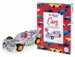 IS GIFT Puzzle Book  Cars
