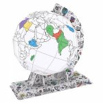 IS GIFT Puzzle Books The World