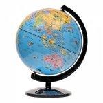 25cm Political Map Kids Animal Globe