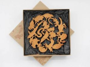 Buttonworks Animal Trivet by Various