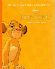 Disney My Magical Story Collection The Lion King