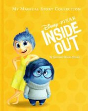 Disney My Magical Story Collection Inside Out