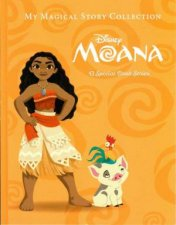 Disney My Magical Story Collection Moana