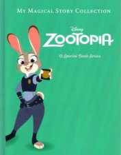 Disney My Magical Story Collection Zootopia